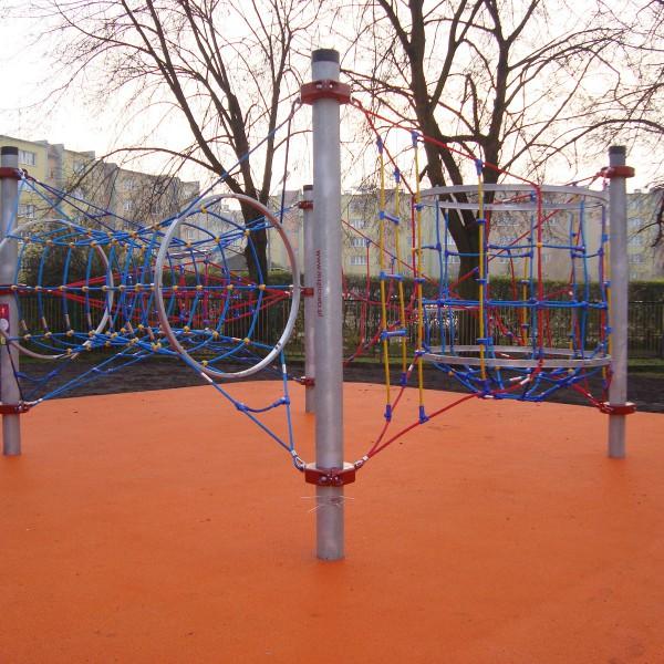 Scylla XL urządzenie linowe