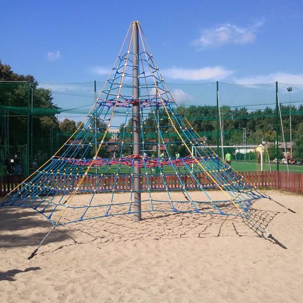 Deimos XL piramida linowa