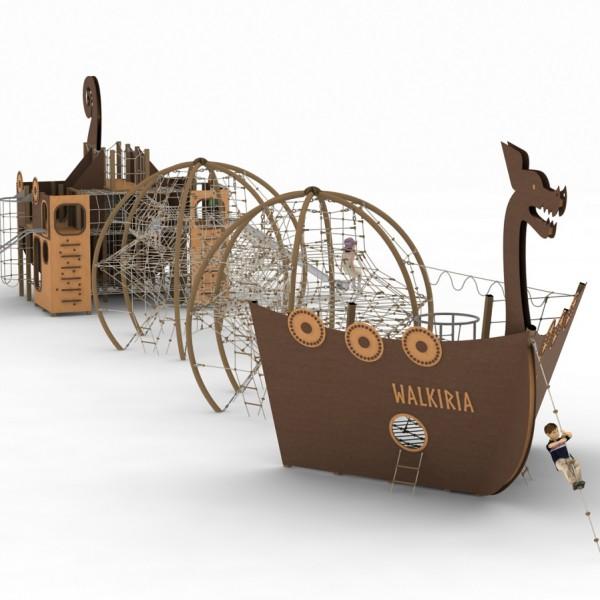 Statek WALKIRIA