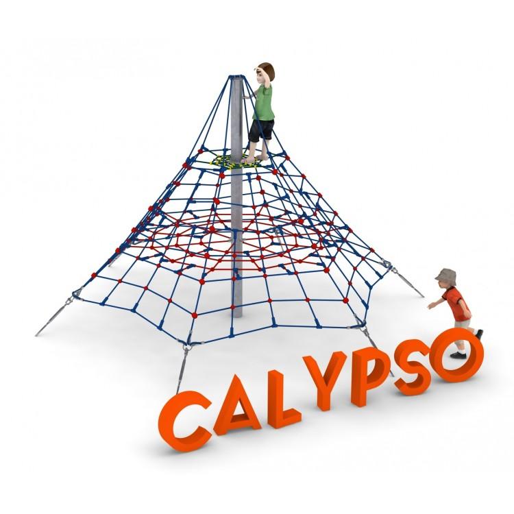 piramida linowa Calypso