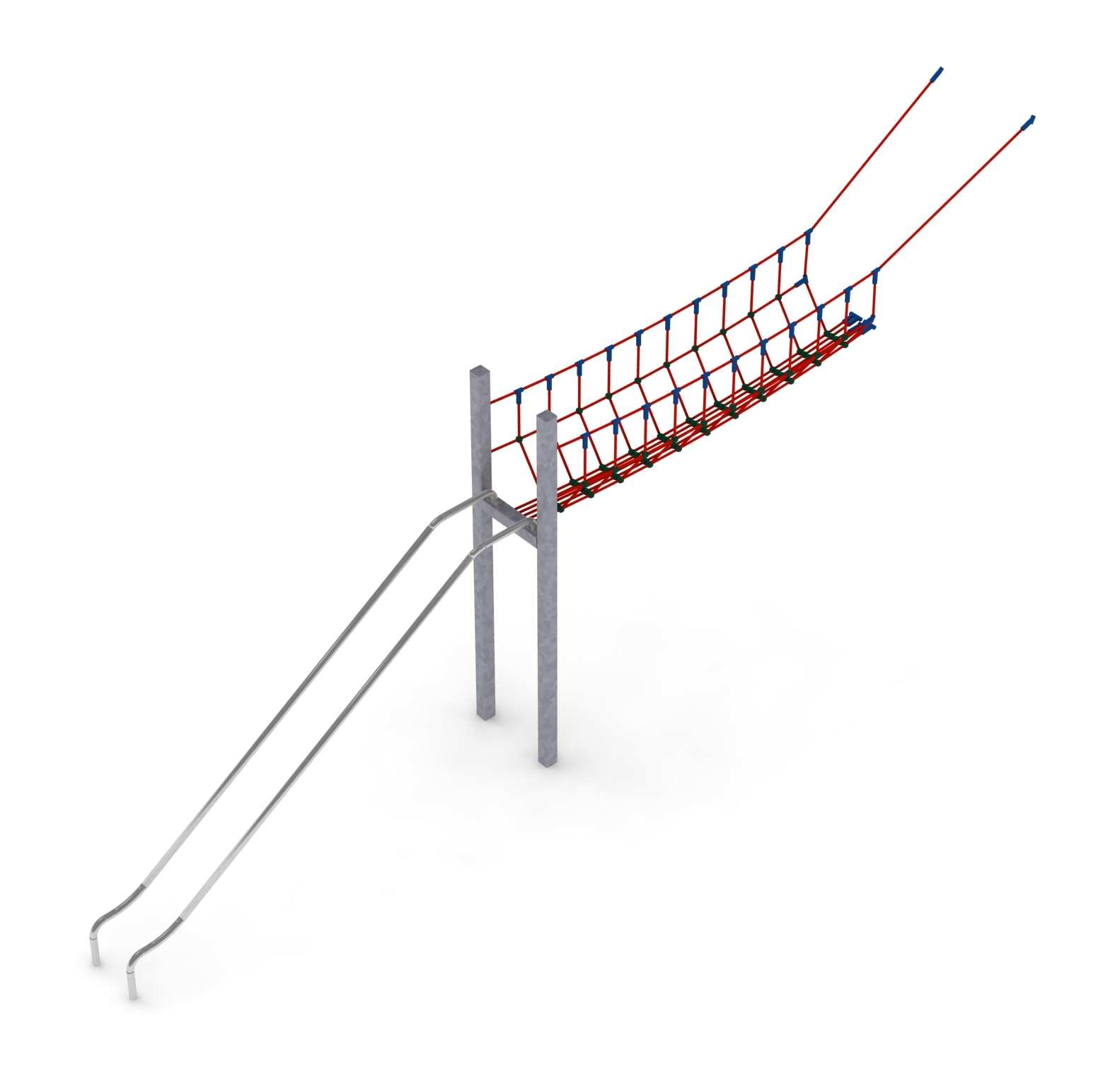 Ślizg rurkowy- Deimos XL