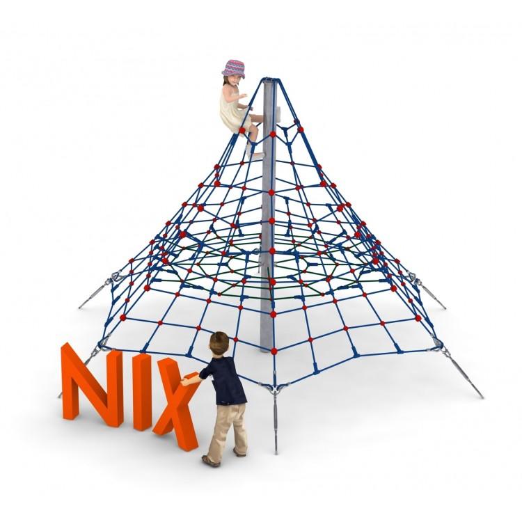 piramida linowa Nix