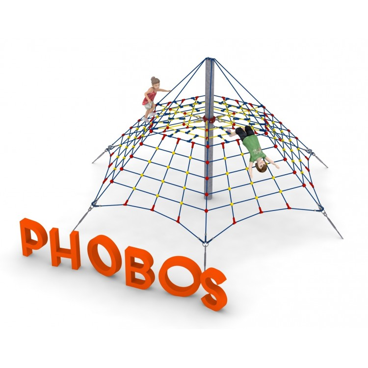 Piramida linowa Phobos