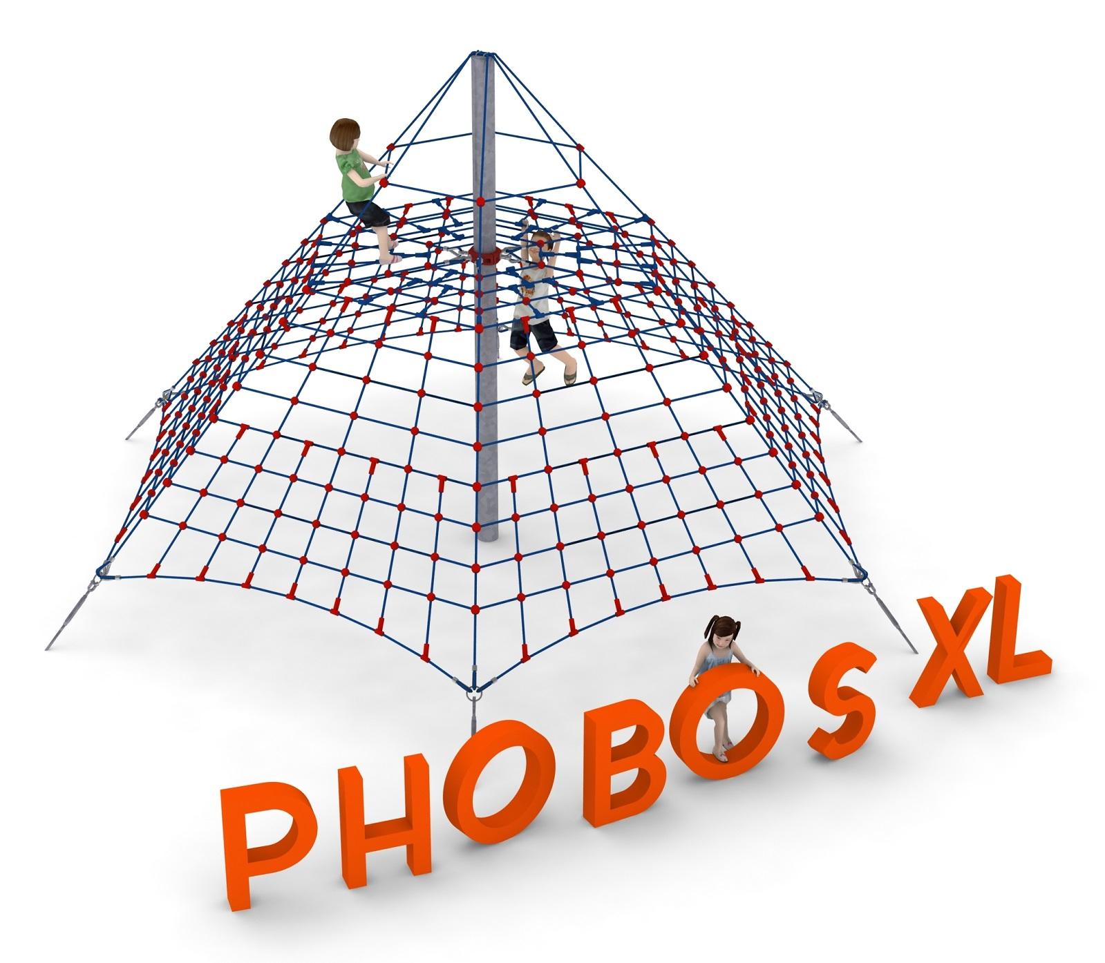 piramida linowa Phobos XL