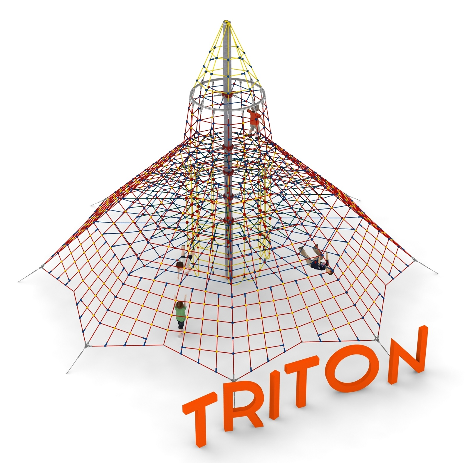 Piramida linowa TRITON