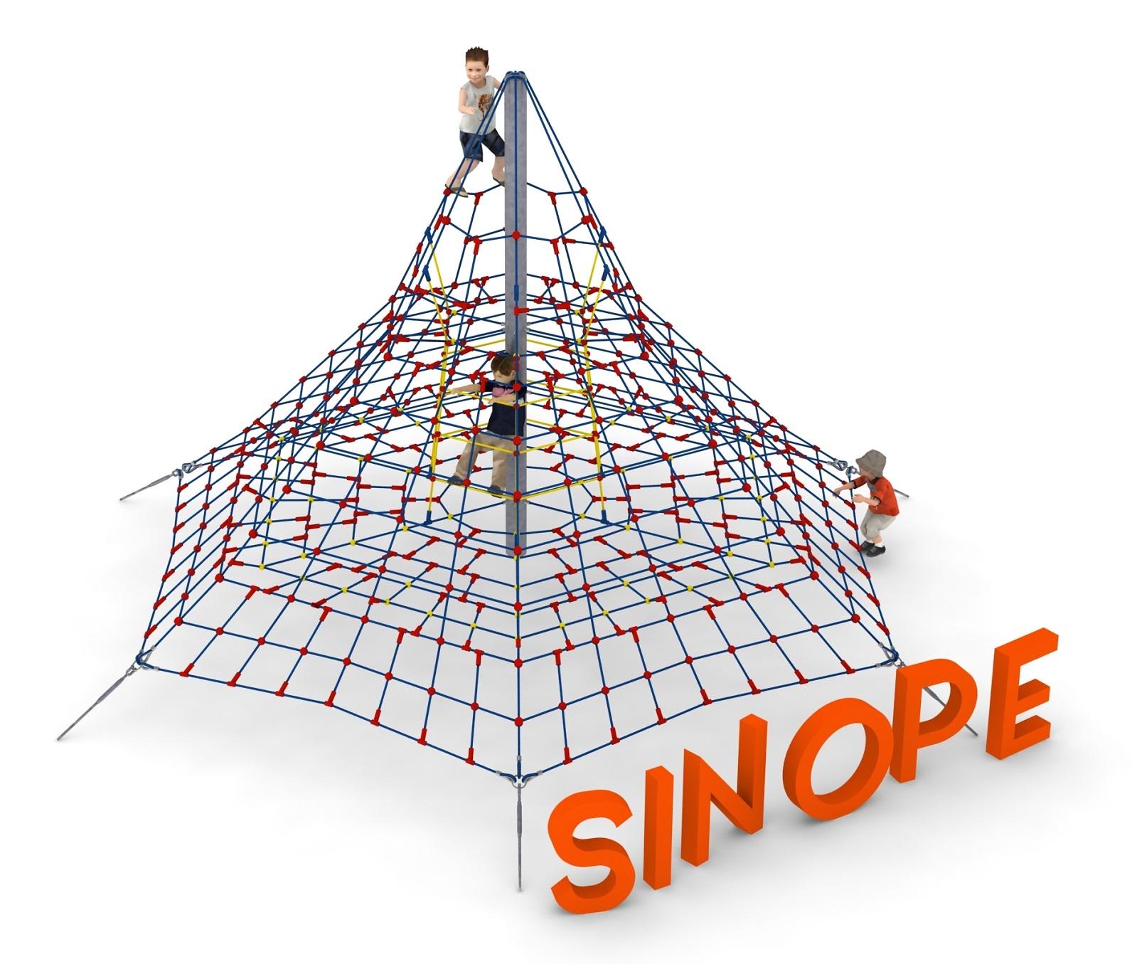Piramida linowa SINOPE 211
