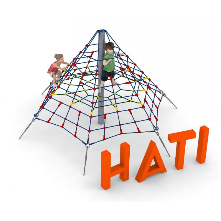 piramida linowa Hati nr 205