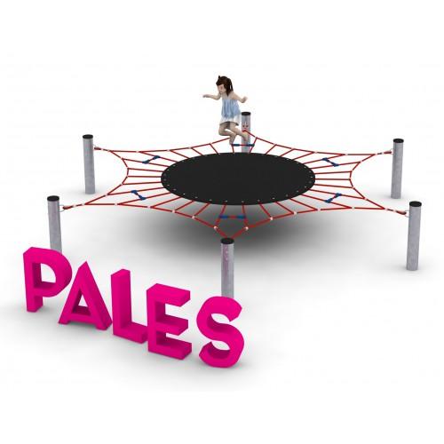 Urządzenie zabawowe PALES