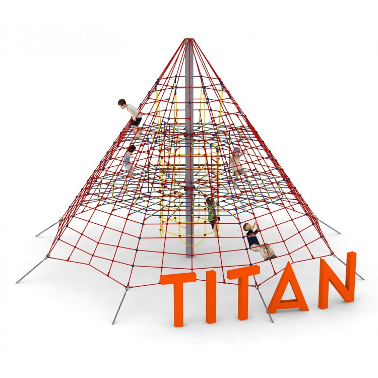 Piramida linowa TITAN